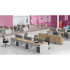 Contemporary Bespoke Melamine Office Furniture
