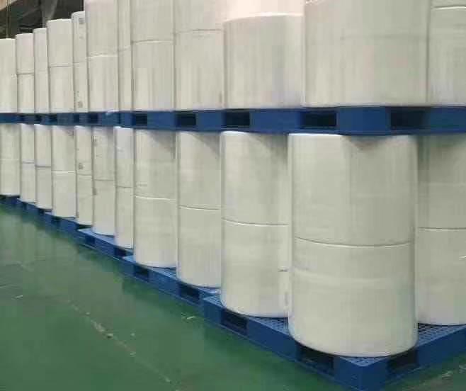 Bfe95 или bfe99 с неткаными материалами белый изготовленный аэродинамическим способом по технологии мелтблаун аэродинамическим способом из расплава нетканые ткани фильтра