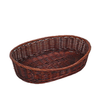 Wholesale Wicker Cats Basket/ Willow woven cats house/