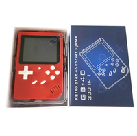 400 in 1 Game Box Retro Classic Game Two-player Machine with remote Handheld Game player Console DHL fast shipping