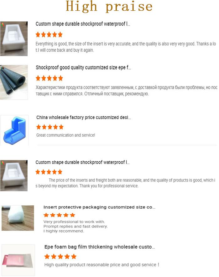 Китай новый продукт оптовая переработанный eva пены шт/Пользовательский Размер Экологичные жаропрочных массаж eva пены листов
