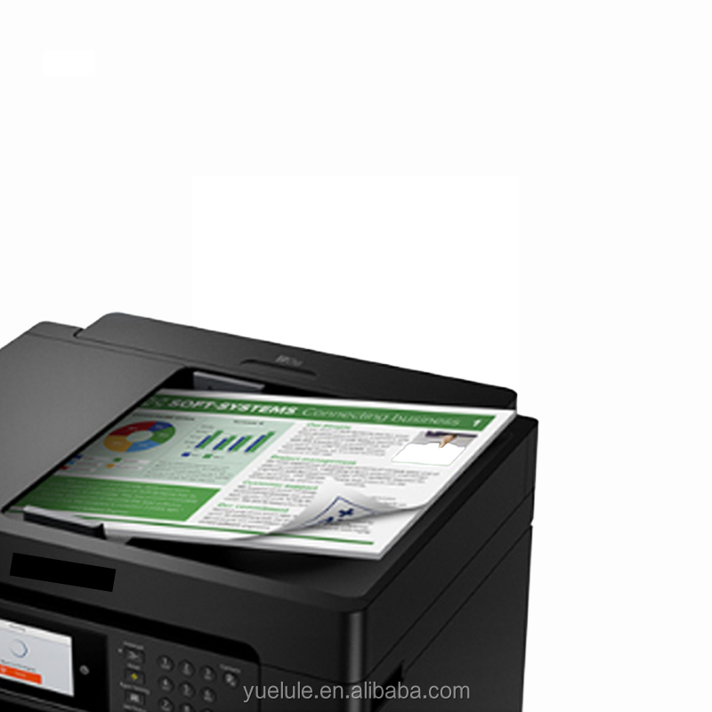 A3 all in one copier wholesale L15158 inkjet and laser photo printer copiers Ink bin integrated machine