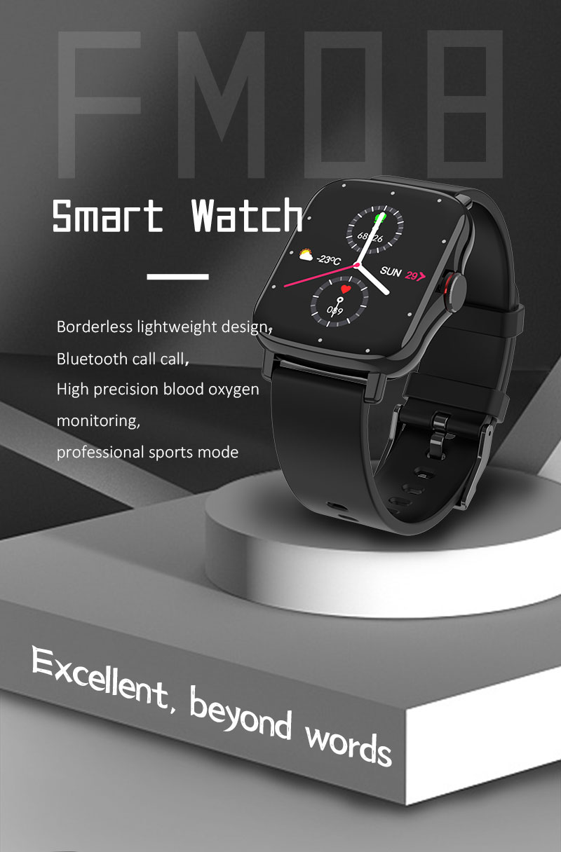 FM08 SmartWatch 3