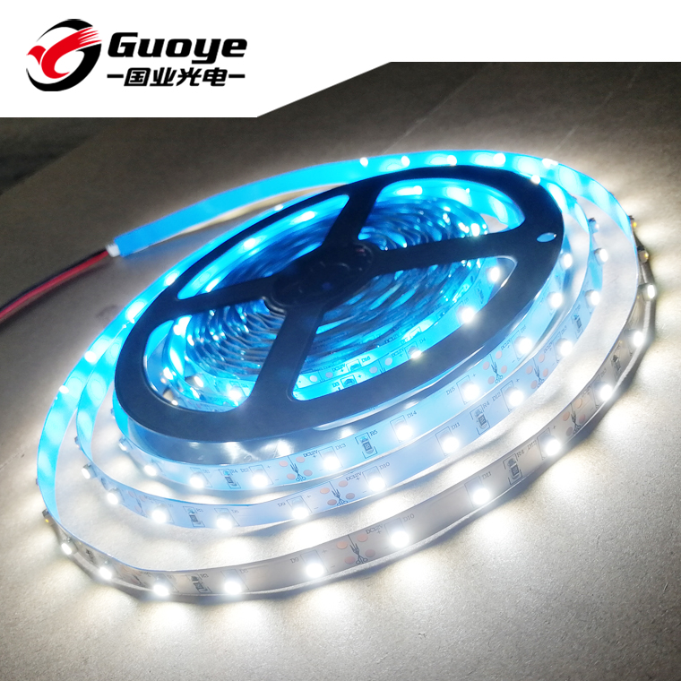 DC12V 24V Customized 60LEDs smd 3528 LED tape Strip flexible led light strip for Ceiling Bar Counter Cabinet Lighting Decoration