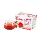 Wholesale Cheapest Price Fruit Tea Instant Strawberry Slimming Tea Drink