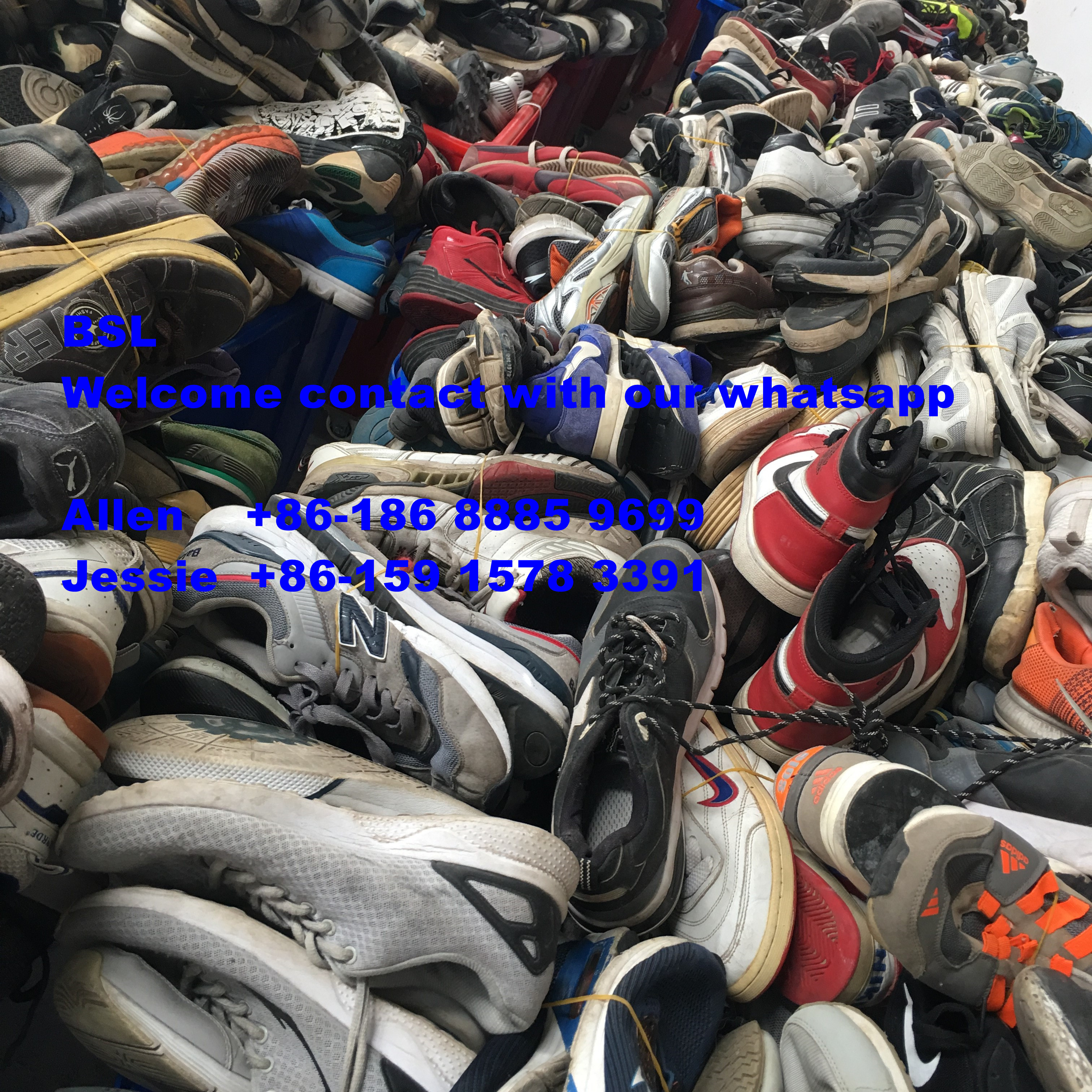 Famous second brand good shoes wholesale used shoes for sale in bale big size shoes for men with competitive price