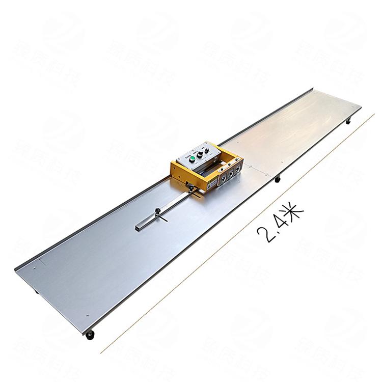 LED light strip FR4 PCB separator 1.2m 1.5m fiber aluminum board PCB depanelling cutting machine