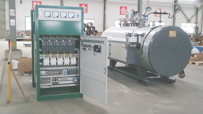 China industrial electric steam boiler price