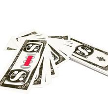 Сделай это, пистолет для денег, красный игрушечный пистолет, банкноты, банкноты, пушки для денег, модный супер пистолет, логотип, рождественс...(Китай)