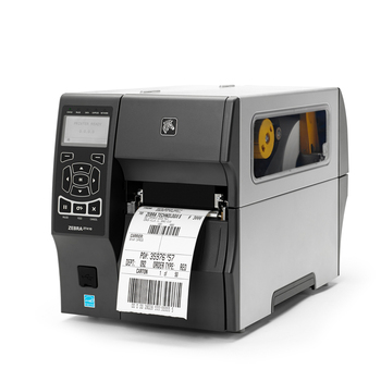 Zebra ZT420 With Standard USB Serial Ethernet and Bluetooth Capabilities Bar Code Label Printers