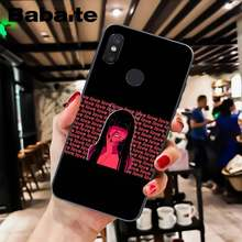 Babaite эстетический аниме мультфильм девушка на заказ фото мягкий чехол для телефона для XiaoMi 6 MIX2 8SE K20 REDMI 5A NOTE4X 7 6A Чехол для мобильного телефон...(Китай)