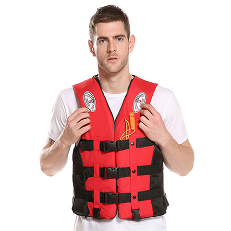 Hot Selling Multifunction Waterproof <strong>Life</strong> Vest Youth V-Back <strong>Life</strong> <strong>Jacket</strong> With Lifesaving whistle For Sea Fishing Floating