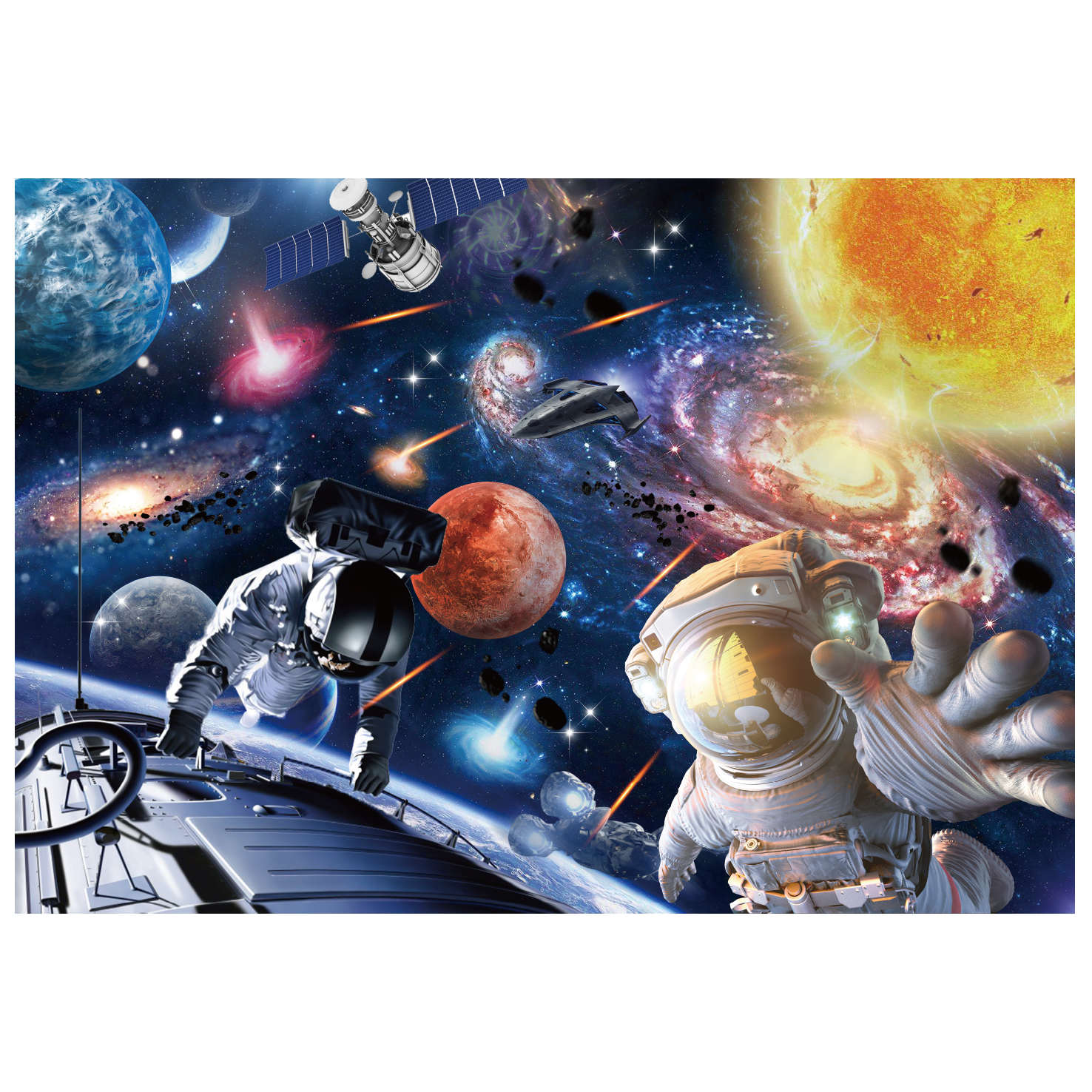 Hot-Selling  Factory Price personalized jigsaw puzzle 1000 pieces
