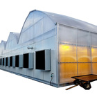 Automated Commercial Light Dep system Greenhouse