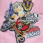 wholesale brand embroidered custom patches