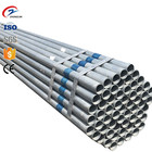 factory direct sale hot dipped round Pre galvanised scaffolding steel pipes and tubes