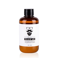 Beard oil custom Pure natural Beard essential oil for grooming