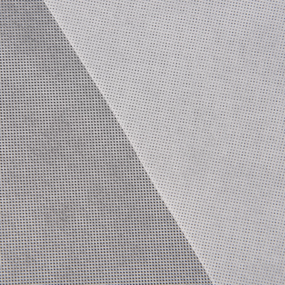 100% Polypropylene Spunbond SS SMS PP Nonwoven Fabric Face Shield Material Interlining Fabric