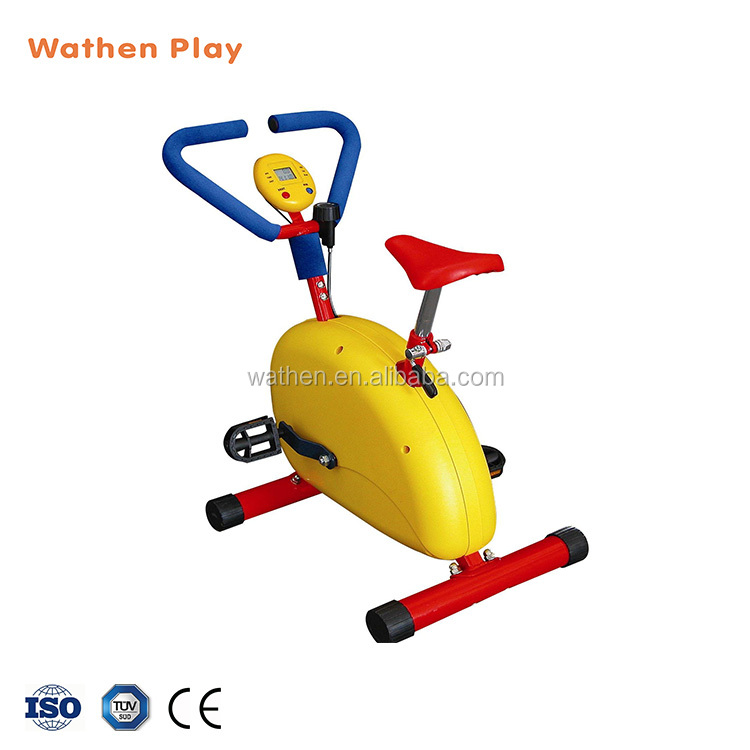 2020 New Children Fitness Infant Physical Exercise Bike Indoor Fitness Without Electricity
