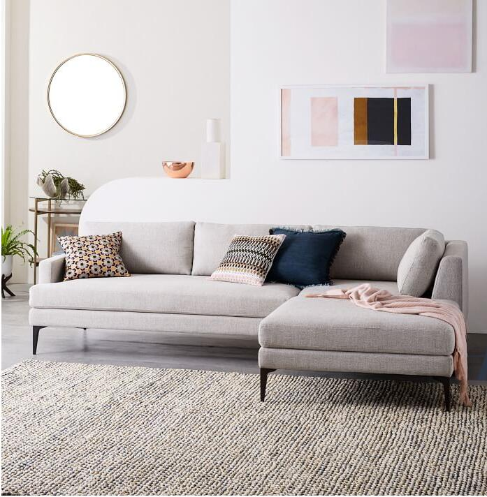סיטונאי 5 ב 1 קילים זול בד קיר l בצורת חדש דגם כורסת יוקרה ספה סלון פינת ספה בהצטיינות מיטת