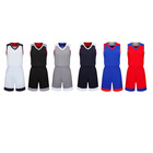 Wholesale Simple Design Women Quick Dry Basketball Training Uniform Kits Custom Basketball Jerseys And Shorts