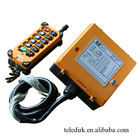 Waterproof Remote Control Cranes Hoists Winches 433mhz Wireless Radio Switch F23-bb Battery Rf Transmitter Receiver 24 Volt