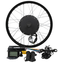 120 Km/h! Hoge Power60V-96V Brushless Hub Motor 3000 W 5000 W 8000 W E Bike Conversie Kit Met 18''19''20''21''26'700c28''29'''wheel