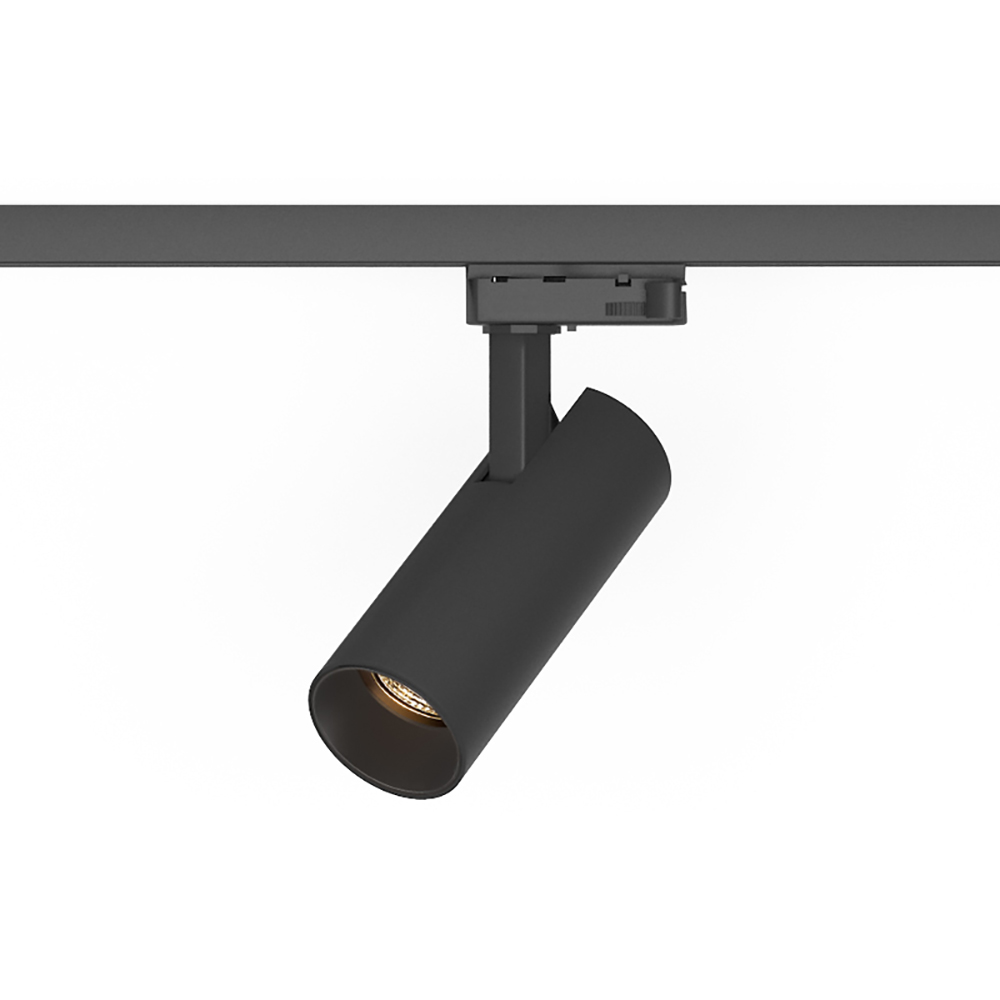 10W Adjustable Modern Rail Lamps System Aluminum Ceiling Led Track Lights