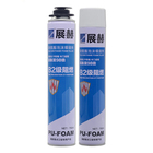 Class B2 Flame Retardant Fireproof Polyurethane Foaming with the best quality