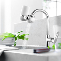 High quality Home-Use Kitchen faucets filter water purifier factory supplier tap filter