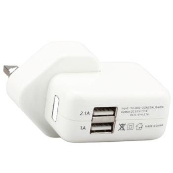 Wholesale 12w wall charger For apple ipad power adapter for ipad air pro usb charger cable