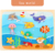 2020 Amazon  New arrivals Amazon High Quality Wooden Jigsaw Puzzles Board Hand Grasp Plate Educational Toy For Kids