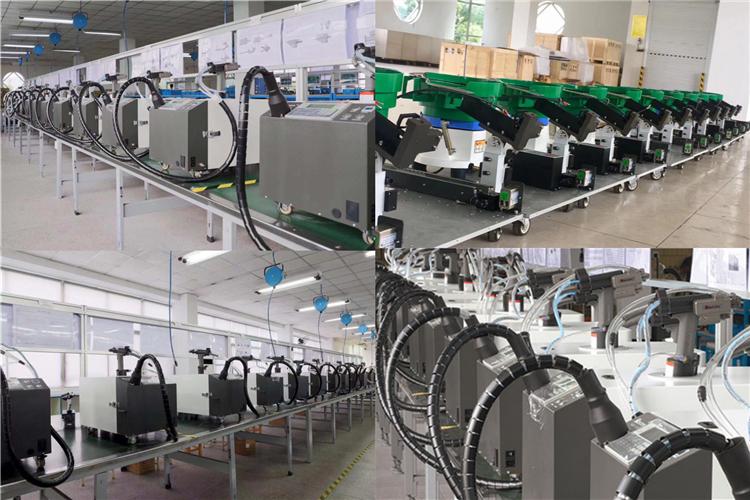 1000A High Quality Large Capacity Automatic feeding Riveting Machine Automatic Rivet Feeder Machine Rivet gun