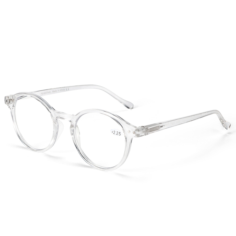 Hot sale French Eyewear Brands PC Frame Anti Blue Light Blocking Computer Reading Glasses