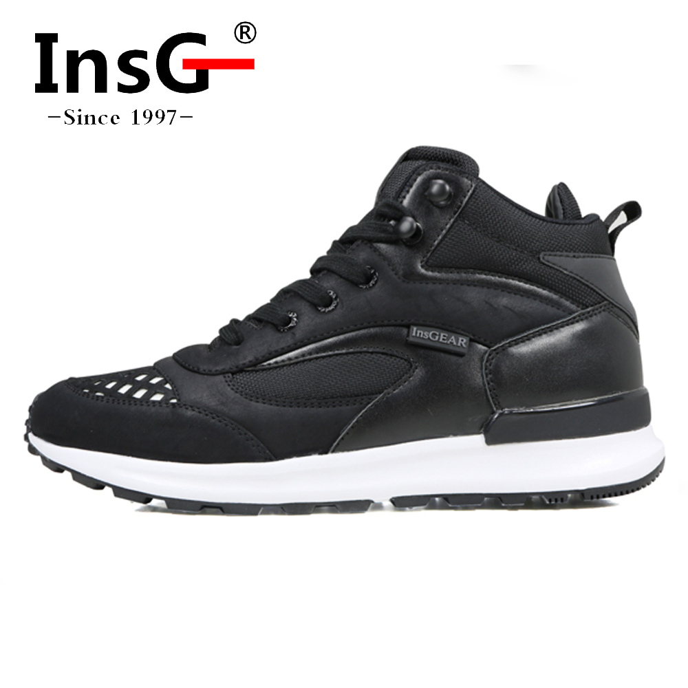 Insg Soft Outsole Pu Upper Men Fashion Designers Sneakers Buy High Top Designer Sneakers Top Brand Sport Shoes Fashion Sneaker Men Fashion Designers Sneakers Product On Alibaba Com