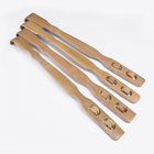 "18"" Long Wooden Itch Body Stick Roller Back Scratcher Bamboo Massager Body Massage Tools Back Scratcher"