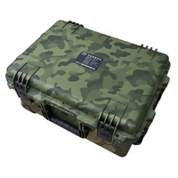 M2620 Toolbox Tool Storage Box Garage Case Container customize color injection molded Plastic Can