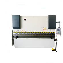 Pengiriman Cepat <span class=keywords><strong>Mini</strong></span> CNC Press Brake 1000 Mm, 63ton 2500 Mm CNC Press Brake