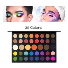 Hot selling Morphe 39 Kleuren Make-Up oogschaduw Palet