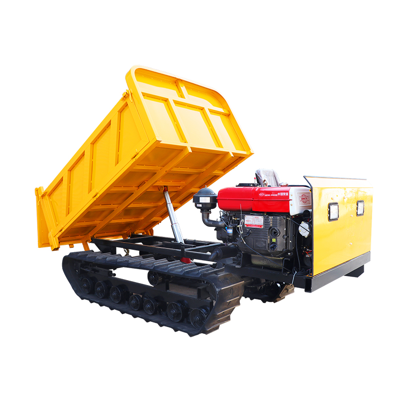 Lift MINI Transporter Crawler,500 kg ลิฟท์ MINI Dumper,ไฮดรอลิก MINI Transporter