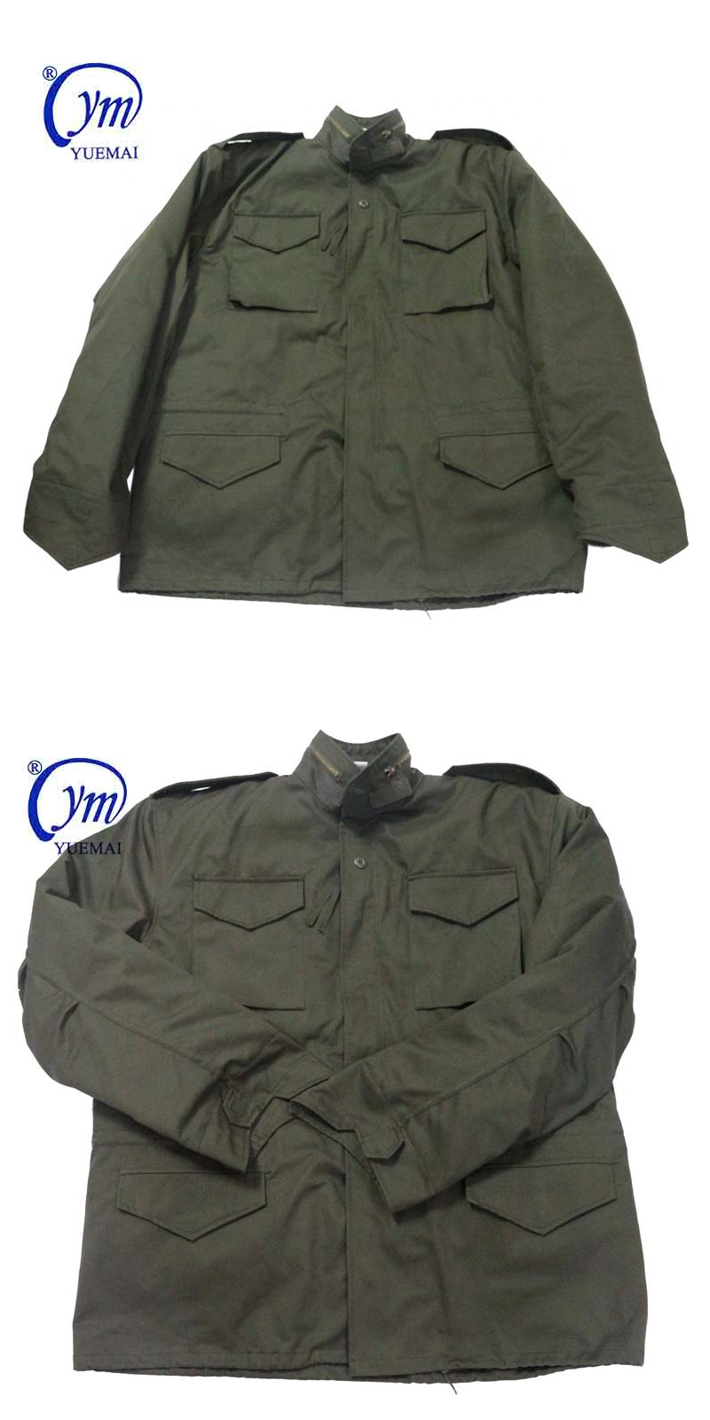 US Military CP Army Uniform M1965 Combat Jacket M65 Field Jacket American