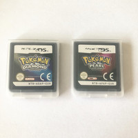 Cartridge only and Cartridge with box/manual both available pokemon games mario games for ds
