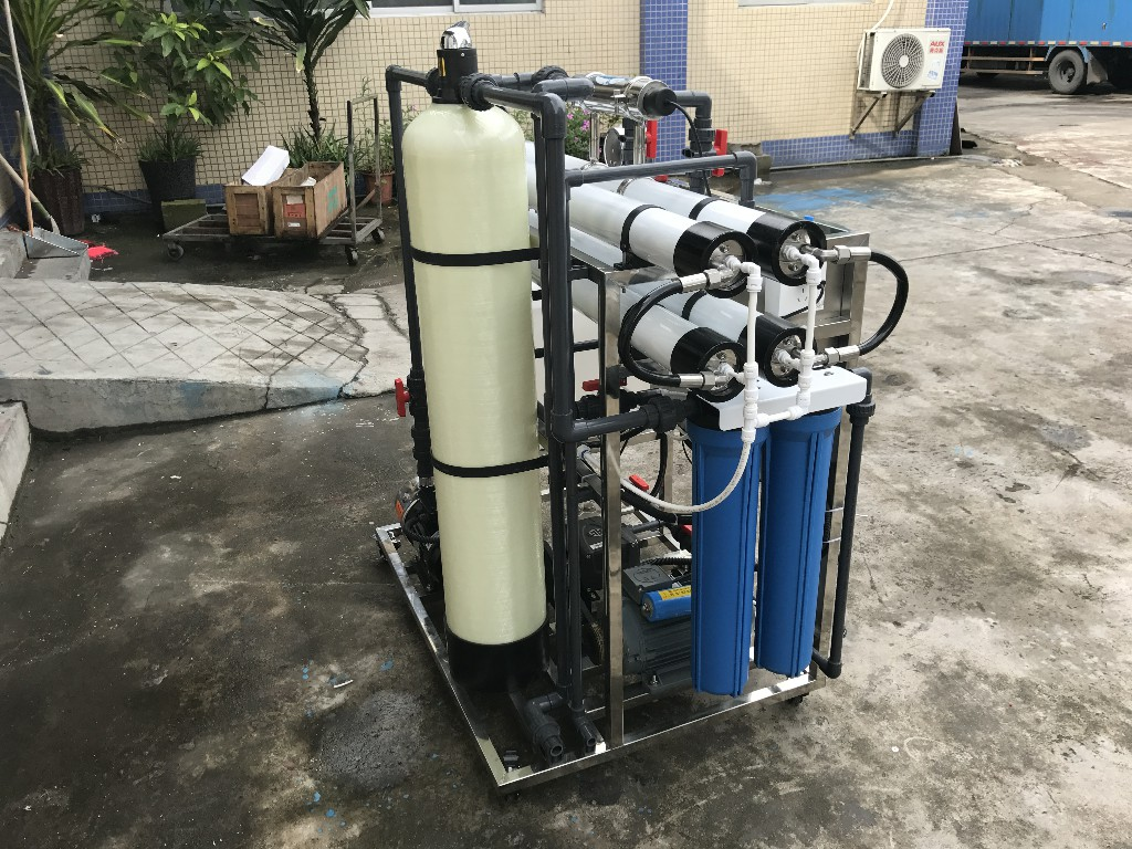 product-Ocpuritech-200lphDesalinator Brackish Seawater Sea Water Desalination Machine Ro Reverse Osm-2
