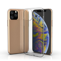 Luxury Brand 2019 New Arrivals Tpu Transparent Phone Case For Iphone Xi Xs X Xs Max Xr