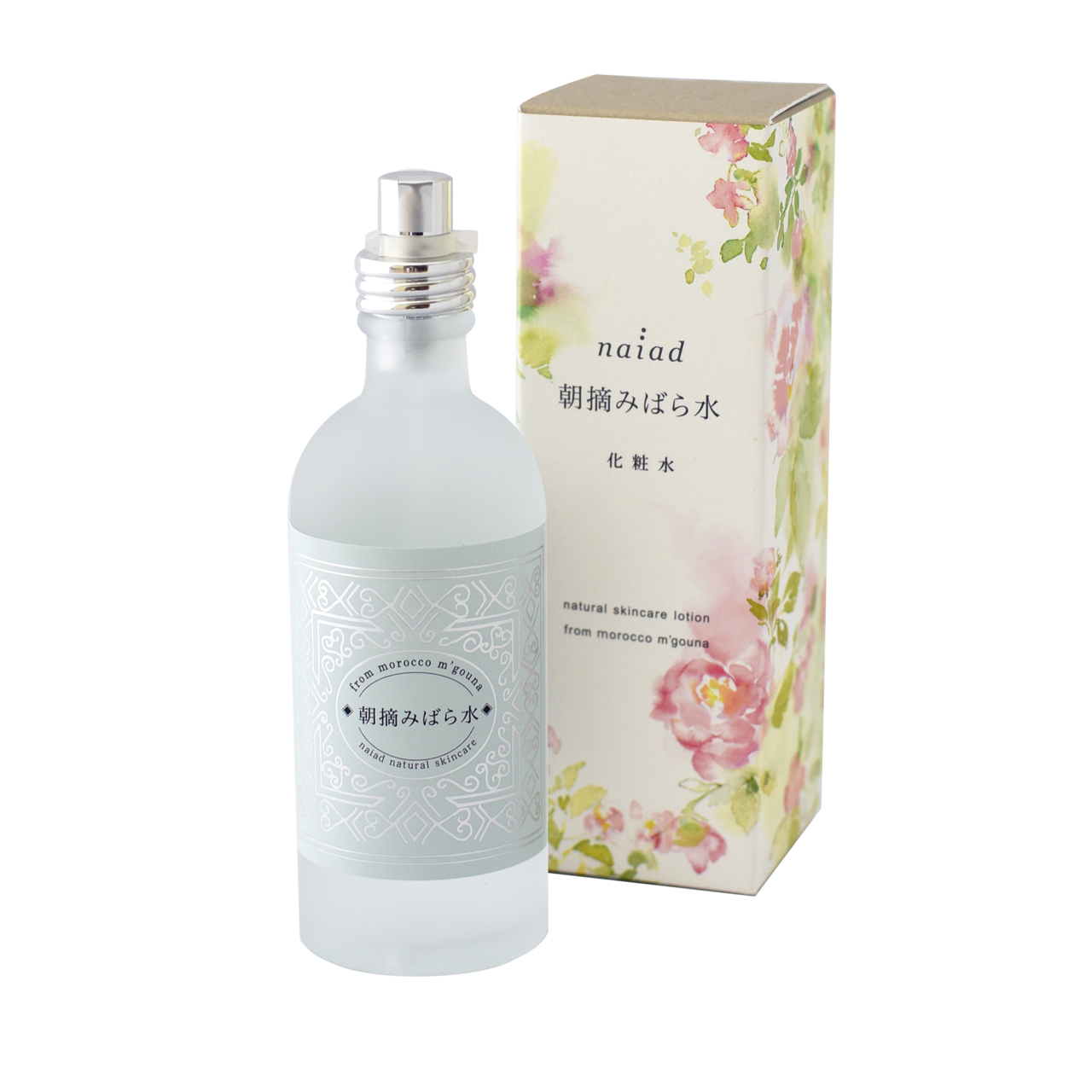 Japanese natural rose water facial mist hydrosol for skin care