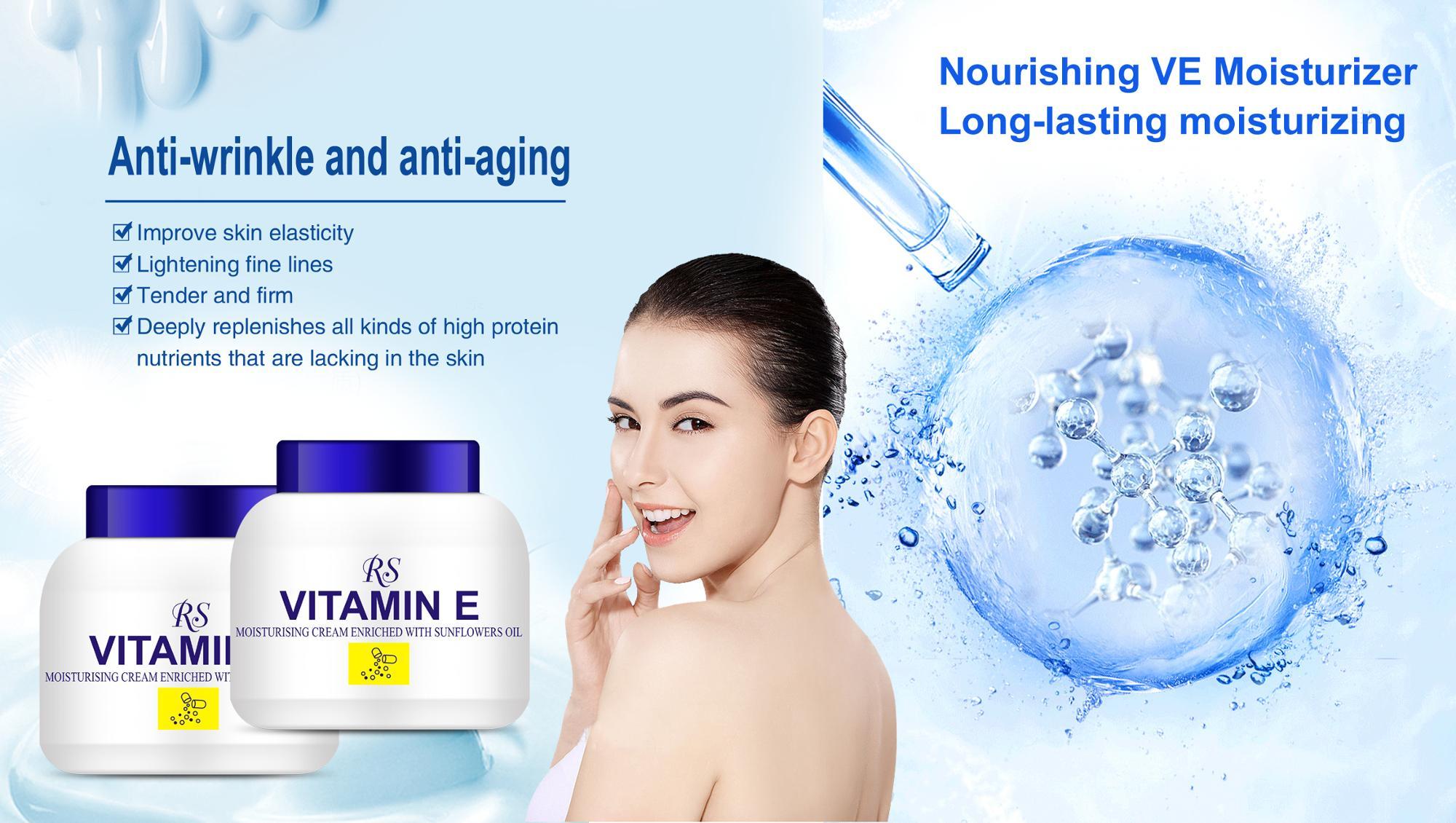 Roushun vitamin E cream