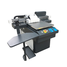CE Approved A1 3 Print heads DX5 DX7 TX800 printhead 60*90cm flatbed uv printer