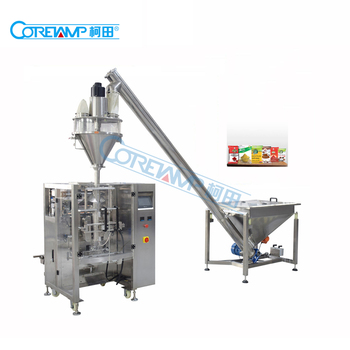 Coretamp ZV-420D Vertical Auger filler grain,powder spice packing machine