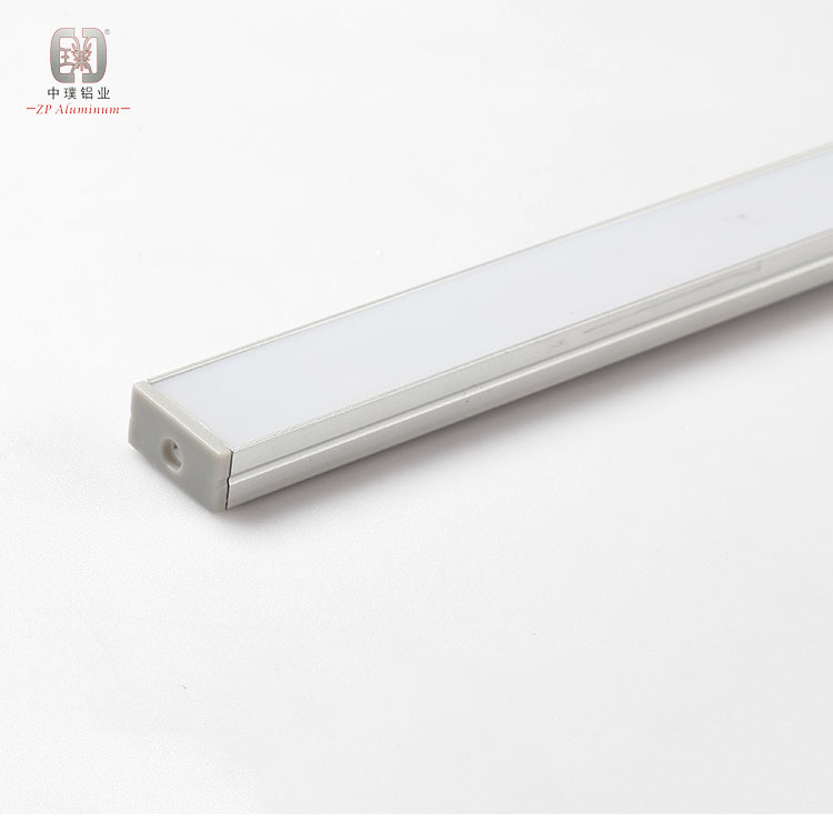 aluminium profile extrusion channel for led strip lighting