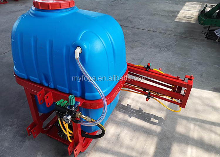 Best Selling agricultural boom sprayer water boom sprayer tractor mounted boom sprayer